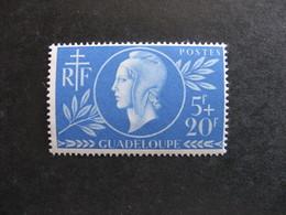 Guadeloupe: TB N°175, Neuf X. - Guadeloupe (1884-1947)