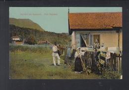 Rumänien Romania AK 1917 OKW Heeresgruppe Mackensen - 1. Weltkrieg (Briefe)
