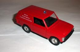 Voiture De Pompier Range Rover - Solido - Non Classificati