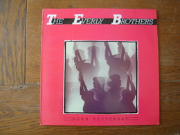 "33 Tours 30 Cm - THE EVERLY BROTHERS  - MERCURY 826142  "" AMANDA RUTH "" + 11( ESPAGNE ) - Vinyl Records"