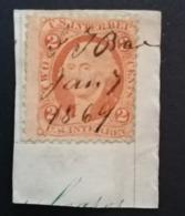 US Revenue Stamp. 1869. - 1847-99 Unionsausgaben