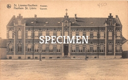 Klooster - Sint-Lievens-Houtem - Sint-Lievens-Houtem