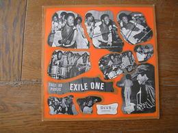 """33 Tours 30 Cm -  EXILE ONE  - DEBS 557  """" GADER DEYE """" + 7 ( GROUPE De La GUADELOUPE ) - Vinyl Records"""