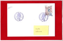 F 2019/ YT 5304/ 0,88 € Fontaine Saint-Michel, Sur Lettre  Obl  PJ 14.03.2019, Démon - Storia Postale