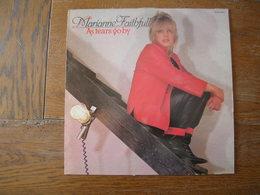 "33 Tours 30 Cm - MARIANNE FAITHFULL  - DECCA 200211  "" AS TEARS GOT BY "" + 13 - Vinyl Records"