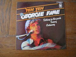 "33 Tours 30 Cm - GEORGIE FAME  - SOUNDS 52145  "" YEH YEH "" + 11 - Vinyl Records"