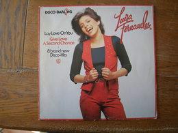 "33 Tours 30 Cm - LUISA FERNANDEZ  - WB 56537  "" LAY LOVE ON YOU "" + 9 - Vinyl Records"
