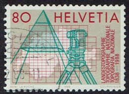 Schweiz 1988, MiNr 1378, Gestempelt - Used Stamps