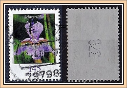2359 (2507) BRD Freim. Blumen Rollenmarke Mit Nr . 370 (RM-1-15) - Francobolli In Bobina