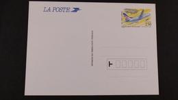 Entier Postal Neuf N°YT 2778-CP1 1992 Sur Carte Postale - 50 Ans Liaison Postale Aérienne Nancy Lunéville - Entiers Postaux