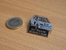 RALLYE ELF RENAULT CLIO. ZAMAC. - Rallye