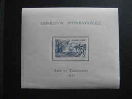 Guadeloupe: TB BF N°1, Neuf X. - Guadeloupe (1884-1947)