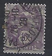 France 1927-31  Blanc (o)  10c - 1900-29 Blanc
