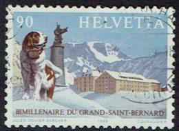 Schweiz 1989, MiNr 1389, Gestempelt - Used Stamps