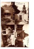 Lot N°3. 4 Cpa . Paris Exposition Des Arts Décoratif . Une Rue Du Village   . - Expositions
