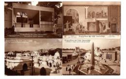 Lot N°5. 4 Cpa . Paris Exposition Des Arts Décoratif . Le Mobilier     . - Expositions
