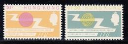 HONG KONG 1965  U.I.T. MNH - Hong Kong (...-1997)
