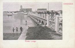 ITALIA - CHIOGGIA - Leggi Testo, Animata, 1900 Circa - 2020-105 - Chioggia