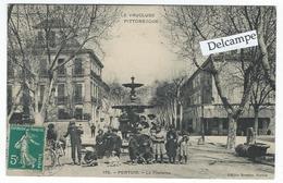 PERTUIS (84) - La Fontaine - Pertuis