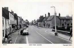 U-K -  Bicester - Sheep Street - England