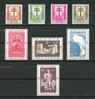 BE   900 - 907   XX   ---   Croix De Lorraine ,Dragons Et Cantons De L'Est  --  Excellent état. - Belgium