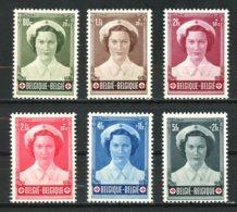 BE   912 - 917   XX   ---    Mariage Princesse Joséphine Charlotte  --  Excellent état. - Belgium