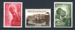BE   943 - 945   XX   ---   Monument Au Prisonnier Politique  --  Parfait état. - Belgium