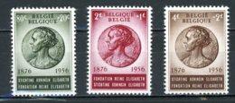 BE   991 - 993   XX   ---  Anniversaire Reine Elisabeth  --  Parfait état. - Belgium