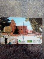 CARTE STATIONNEMENT  A PUCE CHIP CARD MARTINIQUE 3 RIVIERES NEUVE - PIAF Parking Cards