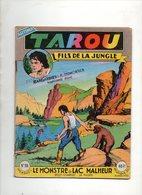 Tarou Fils De La Jungle N°59 Le Monstre De Lac Malheur De 1958 - Arédit & Artima