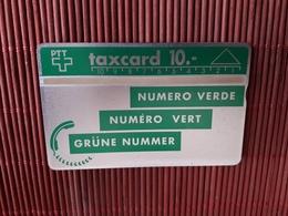 Phonecard Zwitserland 101 C (Mint,Neuve ) Rare - Suisse