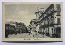 SIRACUSA- PIAZZA DUOMO - VIAGGIATA FP - Siracusa