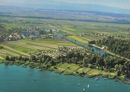 Sugiez, Flugaufnahme - FR Fribourg