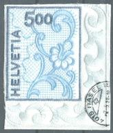NN-/-666. YVERT N° 1654a. Obl. , COTE 45.00 €, ZUMSTEIN N° 999A COTE 75.00 CHF = 70.00 € - Switzerland