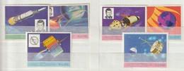 PARAGUAY - 1969 - Nrs. MI 1901/1906 Of Y&T 980/985  - 6 Zegels -  Ongestempeld ** - Paraguay