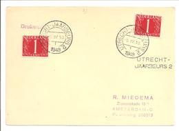 Nederland 1948. UTRECHT-JAARBEURS 2 - Periode 1891-1948 (Wilhelmina)