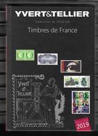 CATALOGUE YVERT ET TELLIER TOME 1 FRANCE ANNEE 2019 - France