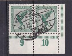 Deutsches Reich, 529 Im Paar, Gest.  (K 6181d) - Germania