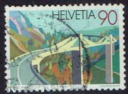 Schweiz 1991, MiNr 1453, Gestempelt - Used Stamps
