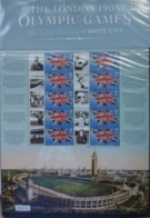 2009 UK. The London Olympic Games. Smiler Sheet Pack. MNH - Summer 1908: London