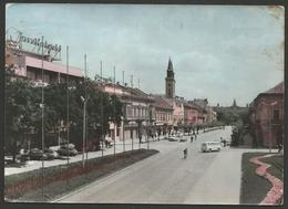 Serbia-----Sombor-----old Postcard - Serbie