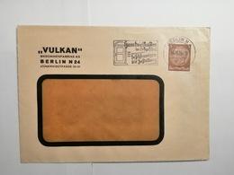 Deutsches Reich  Briefumschlag 1936 Hausbriefkasten - Allemagne