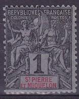 Saint Pierre Et Miquelon  N°59** - Neufs