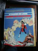 LE VAGABOND DES LIMBES T2 L'EMPIRE DES SOLEILS NOIRS  RIBERA  GODARD   DARGAUD - Vagabond Des Limbes, Le