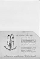 Rodenbachmale Gent 1951 - Eintrittskarten