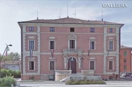 (A483) - Galliera (Bologna) - Municipio - Bologna