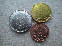 Iraq   25 - 100 Dinars 2004 UNC - Iraq