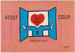 SAVIGNAC  - Centre Cardiologique Trouville Coeur  - CPM  10,5x15  TBE Neuve - Savignac