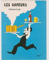 SAVIGNAC  - Brasserie Restaurant Les Vapeurs Trouville  - CPM  10,5x15  TBE 1988 Neuve - Savignac