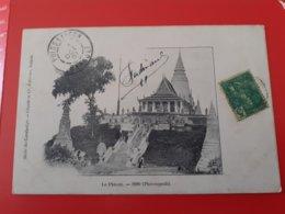 Cambodge - Le Phnom - 1890 Phnompenh - écrite En 1907 - Cambodge